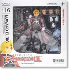 New Kaiyodo Revoltech Yamaguchi No.116 Fullmetal Alchemist Edward Elric