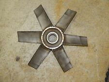 Heat treating oven/furnace fan blade/blower