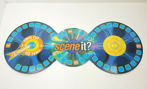 2003 Scene It? The DVD Game Board Game Board ONLY Replacement Part Mattel