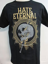 NEW - HATE ETERNAL BAND / CONCERT / MUSIC T- SHIRT LARGE