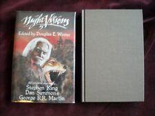 King/Martin/Simmons - NIGHT VISIONS 5 - 1st