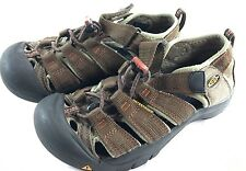 KEEN Kids NEWPORT Brown Ankle Strap Fisherman's Sandals US Size 1