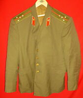 Russian Soviet Army Infantry Captain Uniform Jacket Sz 56-58 XL USSR Nice