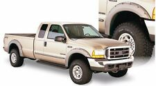 BUSHWACKER POCKET STYLE FENDER FLARES, FORD SUPERDUTY 99-07 20914-02