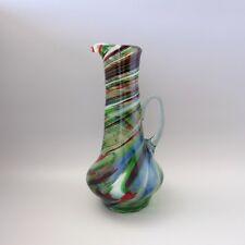 Glas Vase womöglich Murano Italien um 1930 / 1. Hälfte 20. Jahrhundert 33cm (HM)