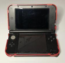 Nintendo 3ds XL Usato Completo Con Pokemon X E New Super Mario Bros Con Custodia