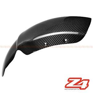 VRSCF V-Rod Muscle Carbon Fiber Front Tire Fender Mud Guard Hugger Fairing Cowl