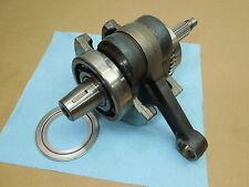 1986 Honda XL600R Crankshaft Crank Shaft with Bearings 86 XL600 XL 600