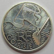 FRANCE - 10 Euros des Régions - 2010 - CORSE - avec son livret -