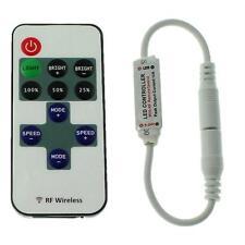 Mini LED RF Controller + 10Key Fernbedienung 144W 12...24V 6A Plug + Play