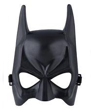 Máscara Batman Mascarilla media cara Cosplay Masquerade Disfraz Mascarada