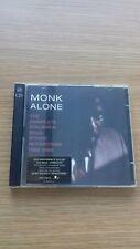 thelonious monk - monk alone - complete columbia - columbia legacy - jazz - 2 cd