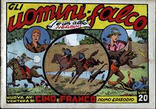 CINO e FRANCO Nerbini _nuova Collana RUBINO n. 1 del 1948 >>>>