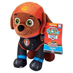 New PAW PATROL Nickelodeon Moto Pups Plush ZUMA Stuffed Toy USA Seller