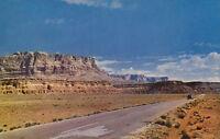 Chrome Postcard A727 Vermilion Cliffs N Arizona Houserock Valley Grand Canyon