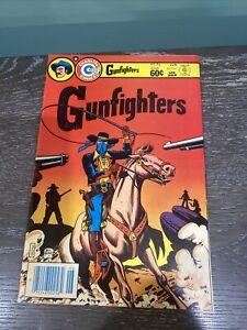 Charlton Comics Gunfighters No.73 Year 1982