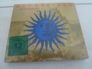 2 CD + DVD ALPHAVILLE: The breathtaking blue (2021 Remaster Box Set- Rhino)
