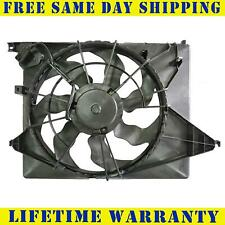 Radiator Cooling Fan Assembly For Hyundai Santa Fe Kia Sorento HY3115143