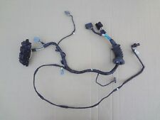 2003 - 2004 MUSTANG SVT COBRA LH CONVERTIBLE DOOR WIRE HARNESS & SWITCH # TT138