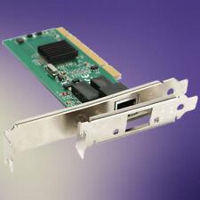 Gigabit Ethernet LAN Low Profile PCI Network Controller Card Kit 10/100/1000