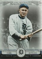 2015 Topps Museum Collection Baseball #88 Ty Cobb Detroit Tigers