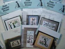 Diane Graebner Designs-Lynn's Prints Counted Cross Stitch Charts 4-160*