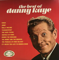 DANNY KAYE The Best Of 1967 UK vinyl LP EXCELLENT CONDITION