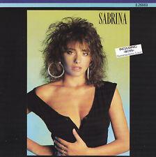 SABRINA - CD - SAME 1987