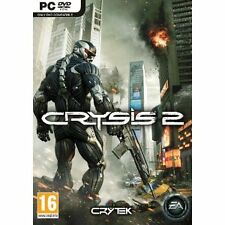 Crysis 2 (PC DVD) NEW & Sealed - Despatched from UK