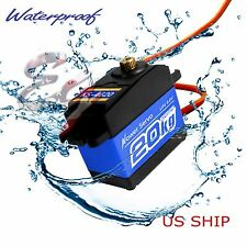 K5 Waterproof High Torque Metal Gear RC Servo motor airplane helicopter boat car