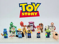 Toy Story 13 Minifigures Set Custom Lot - USA SELLER