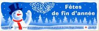 23009) FRANCE 1996 MNH** Nuovi** Red Cross Croce Rossa