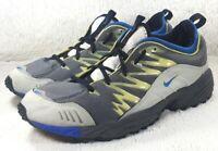 Nike Zoom Air Terra Goatek Shoes Mens Athletic Running 1999 104174-041 Size 12