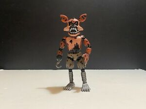 "2016 FNAF Funko Nightmare Foxy 5"" Figure Five Nights At Freddy's"