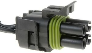 Idle Air Control Valve Connector (Fuel Injected) Dorman/Conduct-Tite 85112