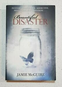 Beautiful Disaster by Jamie McGuire Beautiful Disaster #1 Paperback Book