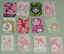 2014 Sanrio Original My Melody Sticker Set Sack Pack 61pcs