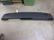 1989-1993 Cadillac DeVille Sedan Dashboard Pad Upper Top Piece Dark Gray 18434