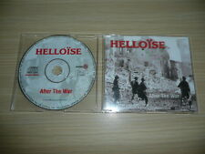 @ CD-SINGLE HELLOISE - AFTER THE WAR + 3 LIMITED EDITION/ TRANSMISSION 1998 RARE