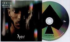 ANGEL The World 2013 UK 1-trk promo CD radio edit THEWORLD01