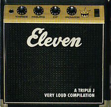 "TRIPLE J ""Eleven"" 1994 26Trk 2CD *Tumbleweed *MarkOfCain *MagicDirt *TheMeanies"