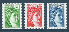 SERIE TIMBRES 2154-2156 COMPLETE NEUVE XX  LUXE - SABINE