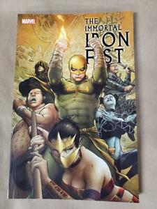 IMMORTAL IRON FIST VOLUME 2 COMPLETE COLLECTION NM/M TRADE PAPERBACK GRAPHIC NOV