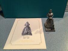 Saturday Evening Post Franklin Mint Pewter Figurine Recital Duet