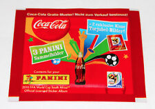 Panini WC WM 2010 South Africa – 1 x Tüte packet COCA COLA KLOSE GERMANY RARE!