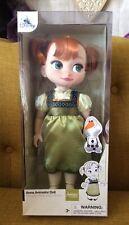 Disney Store Animators Colección Anna muñeca (muestra sólo)