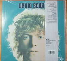 David Bowie Space Oddity Ryko Clear Vinyl RALP01312 3 Sided LP Sealed