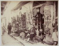 Tunisi Tunisia Vintage Albumina Ca 1880