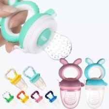 Kid Infant Nipple Fresh Food Milk Nibbler Feeder Baby Fruit Safe Supplies Nipple
