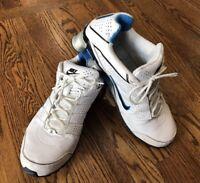 b0a50f5617f Nike Shox INI O Nine Men s Shoe Black Gray White 365951-102 Sz 13